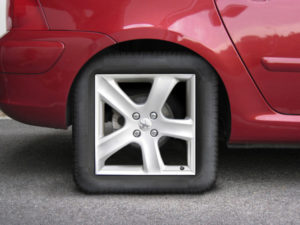 car with square wheels